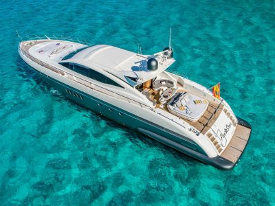 Luxury Dreams Ibiza | Mangusta 92 - 1